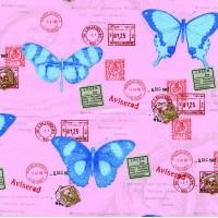Autocolant Gekkofix Deco Butterflies 45x200cm cod 12684