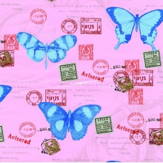 Autocolant Gekkofix Deco Butterflies, 45X200cm cod 12684