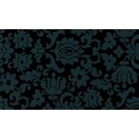 Autocolant Gekkofix Imitatie tapet clasic negru 45cmx15m cod 10109