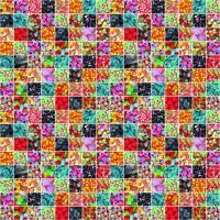 Autocolant Gekkofix  Bomboane Colorate Candy 45cmx15m cod 12868