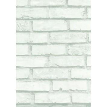 Autocolant Gekkofix Imitatie caramida alba 45cmx2m cod 12206