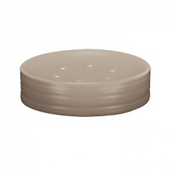 Sapuniera Kleine Wolke Sahara gri ceramica 7,6x9,5cm cod 34136