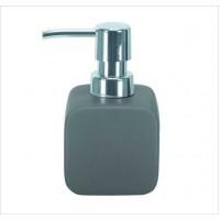 Dozator sapun lichid Kleine Wolke Cubic Antracit (Gri inchis)  ceramica 260ml cod 34071