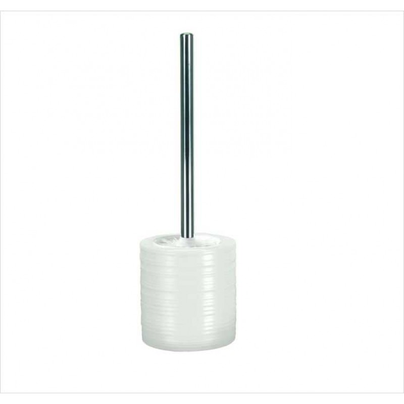 Perie WC Kleine Wolke Sahara alb ceramica 11,3x39x13,4cm cod 34134