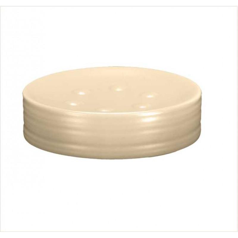 Sapuniera Kleine Wolke Sahara natur ceramica 7,6x9,5cm cod 34142
