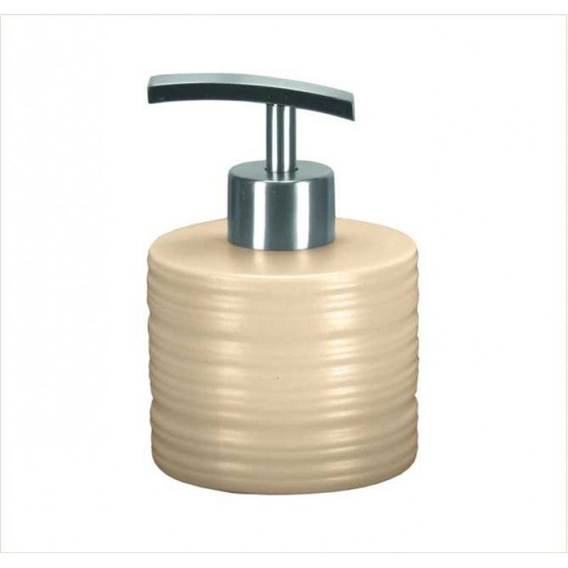 Dozator sapun lichid Kleine Wolke Sahara  natur ceramica 250ml cod 34143