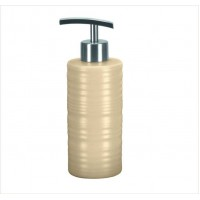 Dozator sapun lichid Kleine Wolke Sahara natur ceramica 300ml  cod 34144