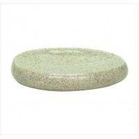 Sapuniera Kleine Wolke Stones bej ceramica 9,5x8,5cm  cod 34159