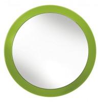 Oglinda Cosmetica cu ventuze Verde  (mareste de 5 ori)  cod 34185
