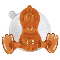 Carlig agatatoare baie pentru copii Baby Bird portocaliu cod 34005