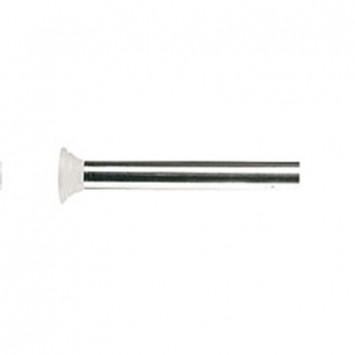 Bara Kleine Wolke extensibila cromata de sustinere perdea de dus  reglabila intre 125-220 cm diametru 21 mm cod 34028