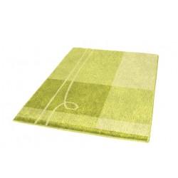 Covoras baie Kleine Wolke Tivoli  cedar nuante de verde deschis dreptunghiular  100% polyacryl  90x60cm cod 34201