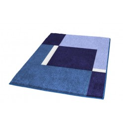Covoras baie Kleine Wolke Dakota bleumarin dreptunghiular 100% polyacryl 60 x90 cm cod 34193