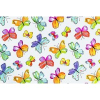 Autocolant d-c-fix copii Papillon model fluturi 45cm x 2m  cod 346-0377
