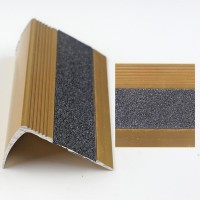 Profil pentru treapta auriu (gold) 2853 (23x53mm) x300cm- 5 buc cod 42178