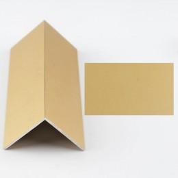 Coltar protectie trepte auriu (gold) 3030 (30x30mm) x100cm- 10 buc cod  42157