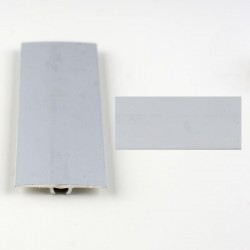 Profil aluminiu trecere la nivel Argintiu (Silver) 3085 (35mmx90cm)- 10 buc cod 42034