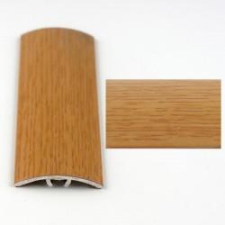 Profil aluminiu de trecere cu diferenta de nivel Stejar 3103 (latime 30mmx270cm)- 5 buc cod  42137