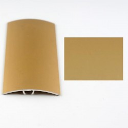 Profil aluminiu de trecere cu diferenta de nivel Auriu (Gold) 3104 (latime 41mmx270cm)- 5 buc cod 42051