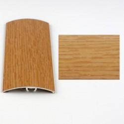 Profil aluminiu de trecere cu diferenta de nivel Stejar 3104 (latime 41mmx90cm)- 5 buc cod 42060