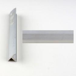 Profil aluminiu T argintiu (silver) 3293 (270cmx14 mm)- 5 buc cod 42134
