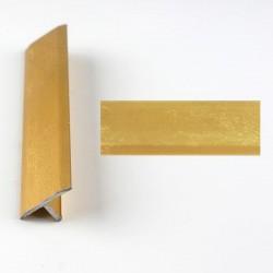 Profil aluminiu T Auriu  (Gold) 3294 (270cmx20 mm)- 5 buc cod 42136