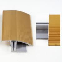 Trecere cu diferenta de nivel Auriu (Gold) 386L (latime 44mmx270cm)- 5 buc  cod 42128