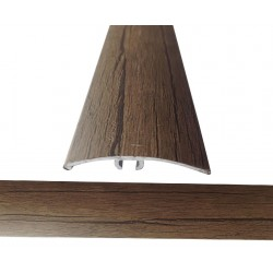Profil aluminiu de trecere cu diferenta de nivel Antic inchis 3104 (latime 41mmx90cm)- 5 buc cod 42189