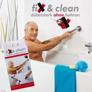 Adeziv Fix & Clean Ridder (sustine maxim 100 kg)
