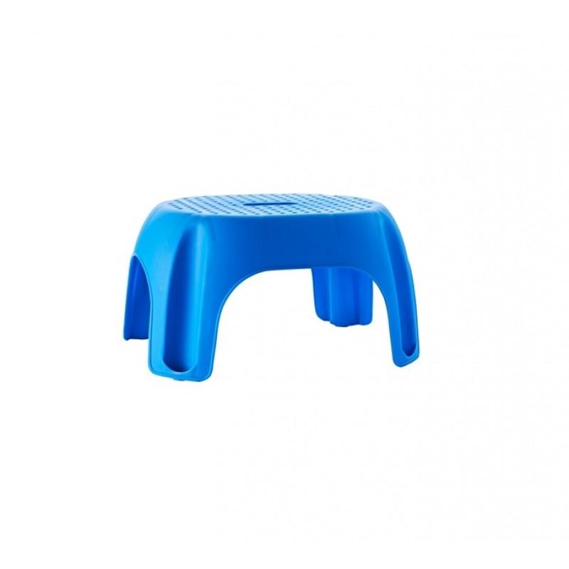 Scaun pentru baie pentru copii albastru A1102603 Cod 38110