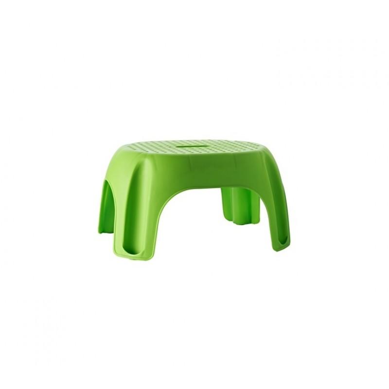 Scaun pentru baie pentru copii verde A1102605 Cod 38111