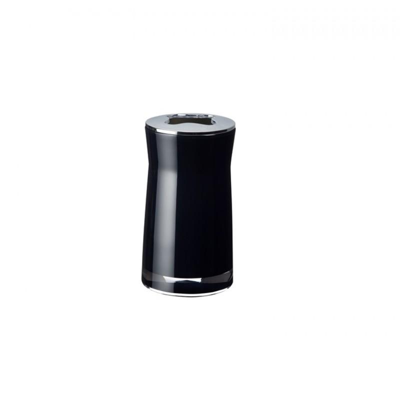 Suport pentru periuta de dinti Disco negru 2103210 Cod 38076