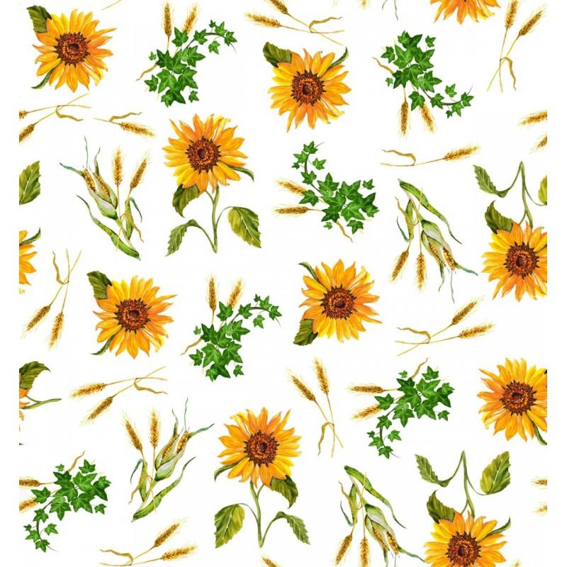 Fata de masa Davo Pro musama Floarea soarelui 120cmx160cm cod 40006
