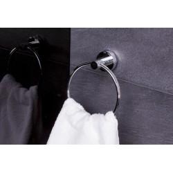 Inel Prosop Cu Ventuze Crom  Cod 38041 (12050100)