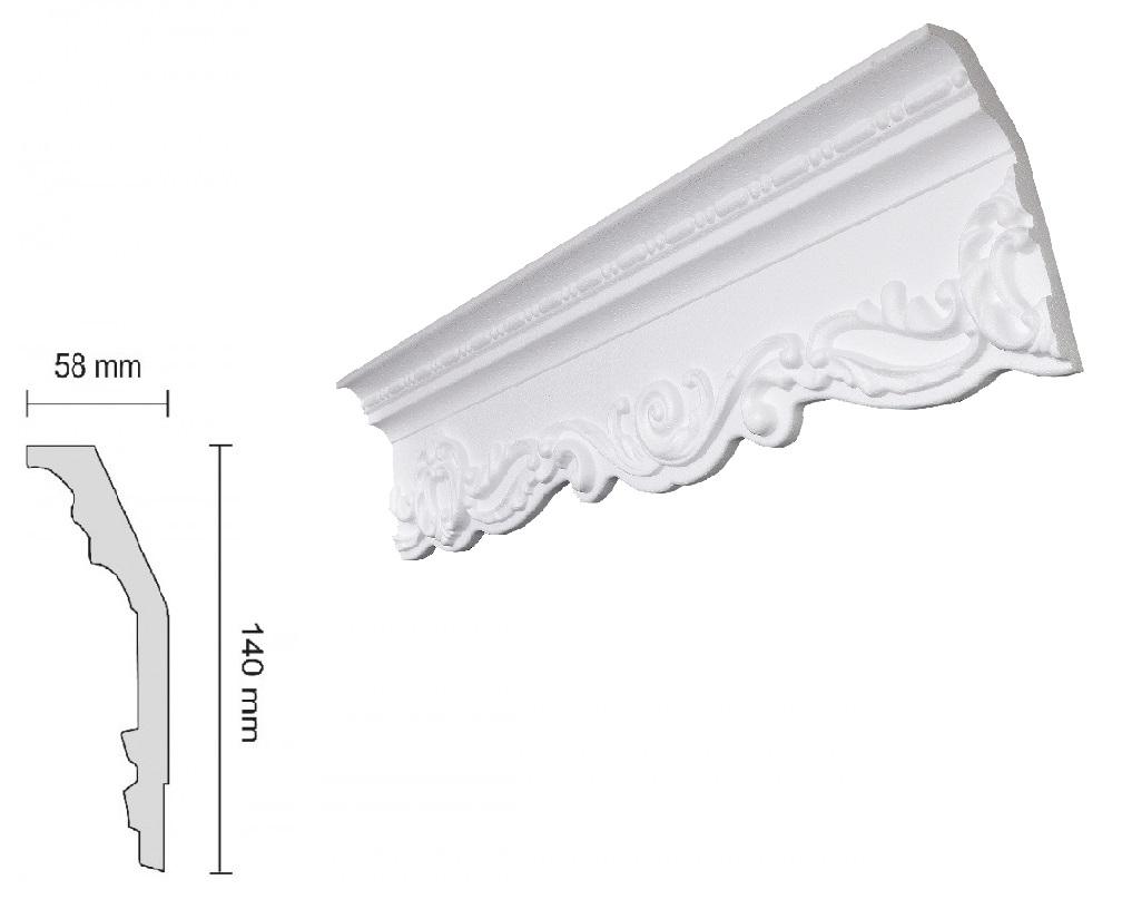 Baghete Decorative Decosa- G39 (58x140mm)x18buc cod 13104 davopro 2021