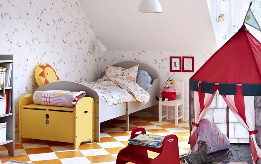 Ofera copilului tau o camera plina de culoare si fericire
