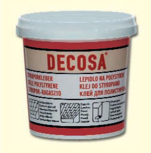 Adeziv polistiren Decosa 1 kg (18buc/bax) cod 12047 2021 davopro.ro