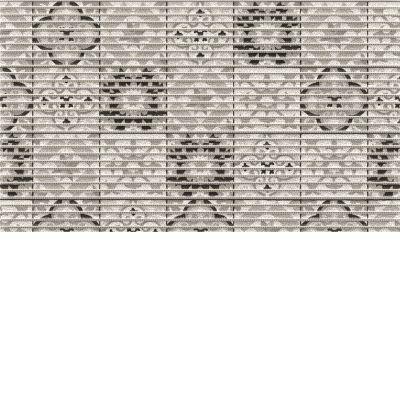 Covoras universal Tile Antique, 48x80 cm, cod 77715
