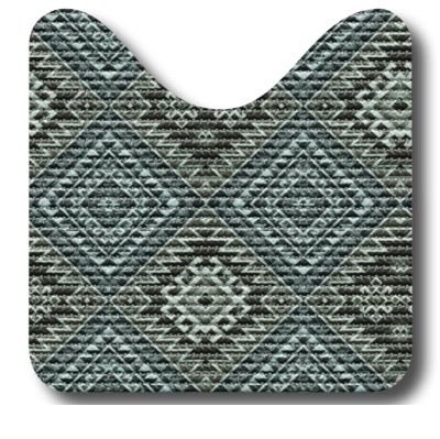 Set pt baie- 2 covorase Kela (80x48 cm + 48x48 cm), cod 79602