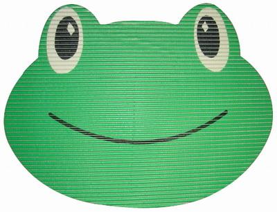 Covoras Uwin Froggy 65x50cm